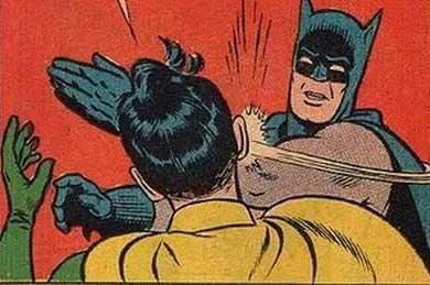 Batman-Slap