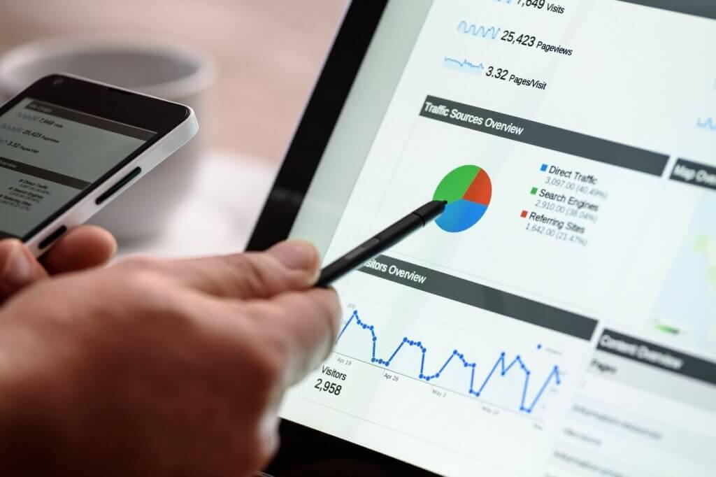 Internet marketing services analytics