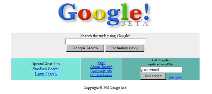 GoogleOld