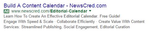 Standard Search Ad Ex