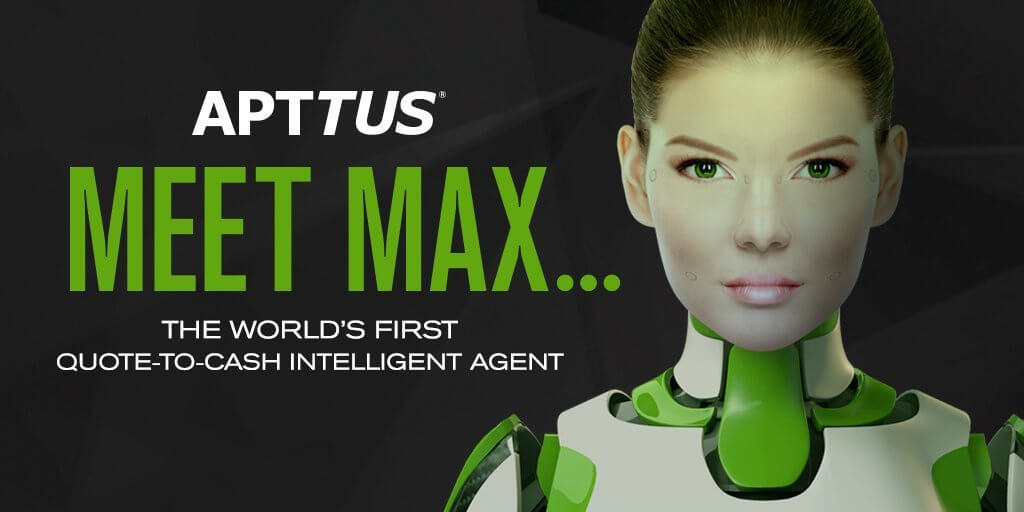 Apttus Innovation with Max