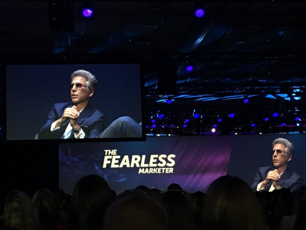 SAP CEO Marketing Nation Summit 2018